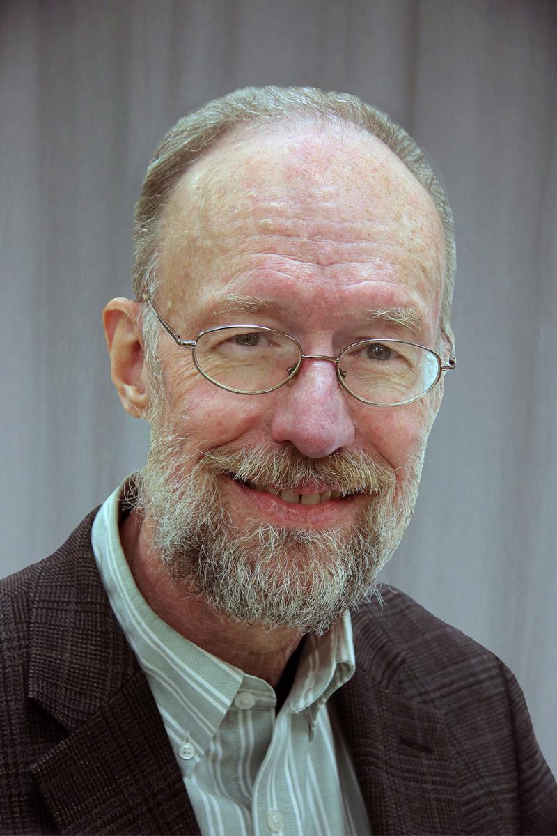 David Wildman. Photo by Cynthia Mack, Global Ministries.