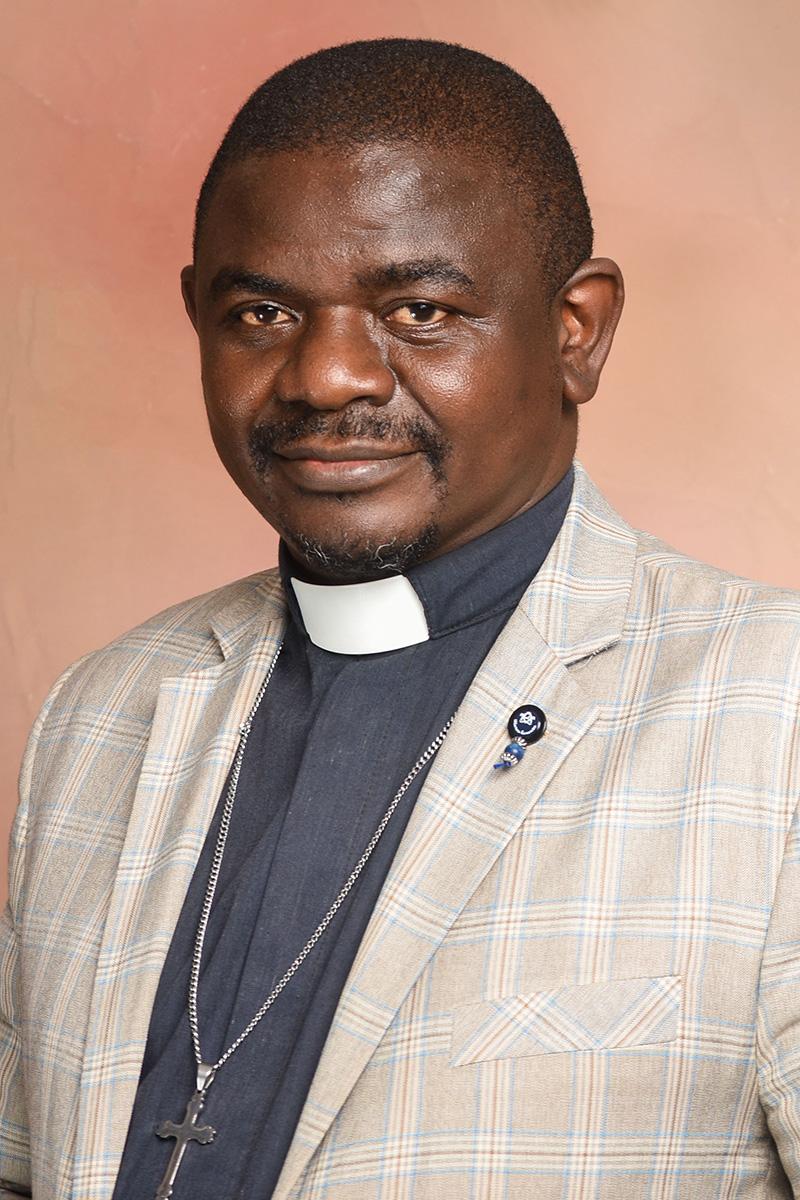 O Rev. Taurai Emmanuel Maforo. Foto de Mutsa Roy Maforo.